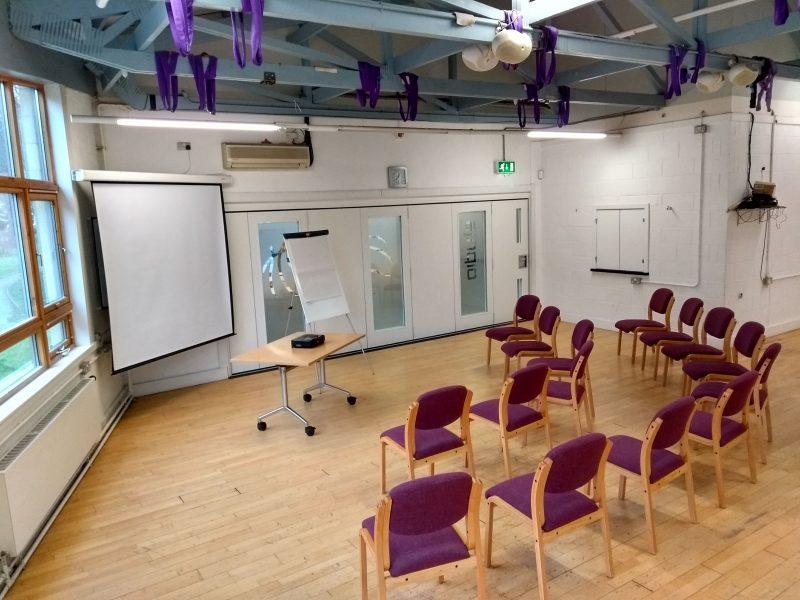 Salisbury Centre Edinburgh Room Hire