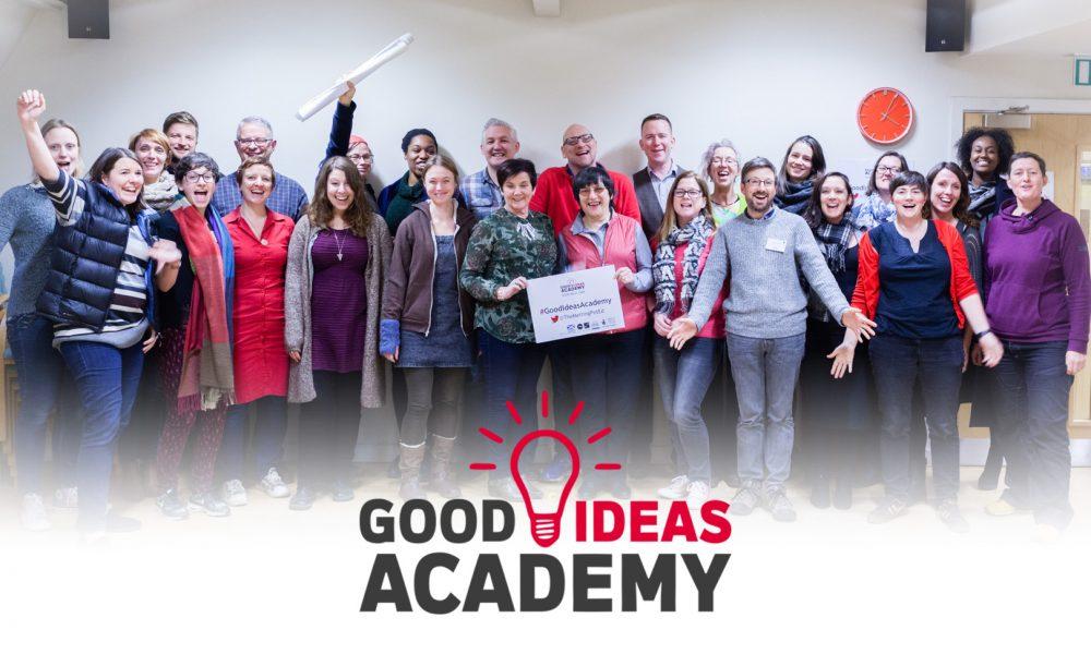 The Melting Pot - Good Ideas Academy 2017
