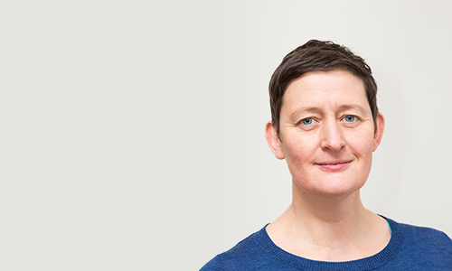 Claire Carpenter, Founder and CEO of The Melting Pot, Scotland's Centre for Social Innovation