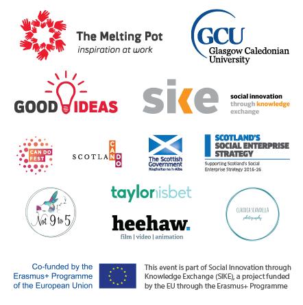 Josh Littlejohn, Social Innovation and a Glasgow/Edinburgh