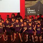 An amazing Maori welcome at SWEF17