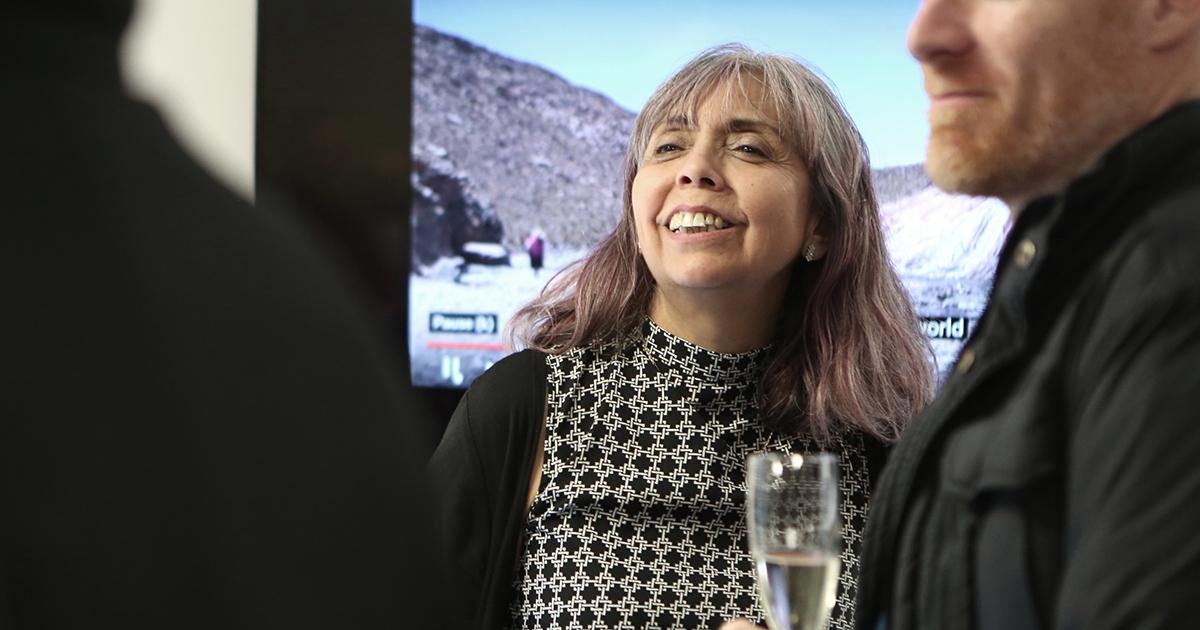 Sandra Codd - Chakana